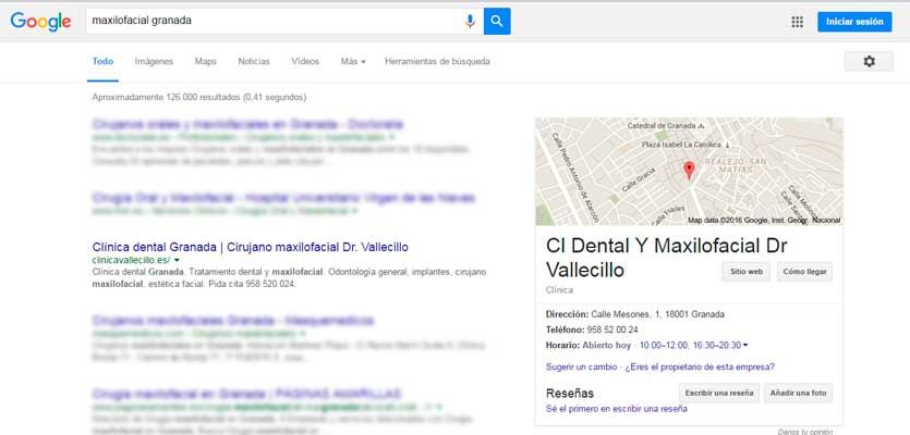 one-dental-granada-google